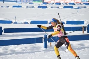 Biathlon Weltcup in Antholz 2019