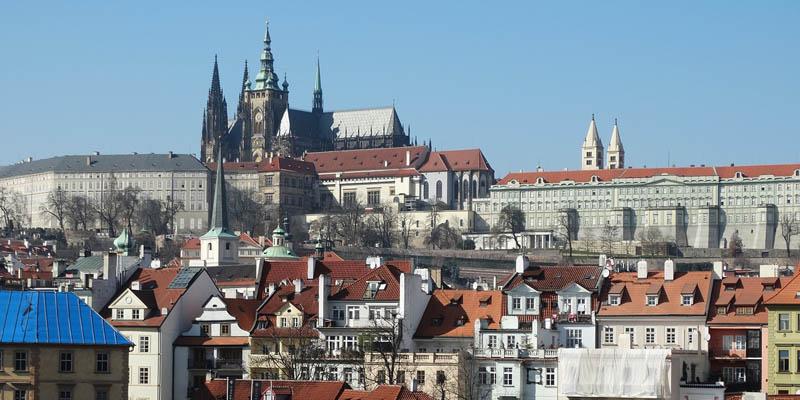 Fahrt nach Prag