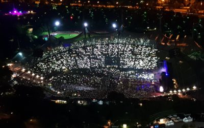 Andreas Gabalier live im Olympiastadion