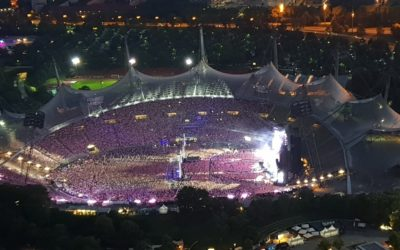Andreas Gabalier live im Olympiastadion